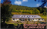 Riversdale House B&B
