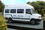 Willie McCoy mini bus