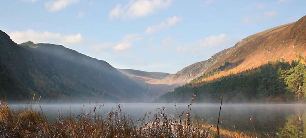 Glendalough, Co. Wicklow, Ireland – Official website.
